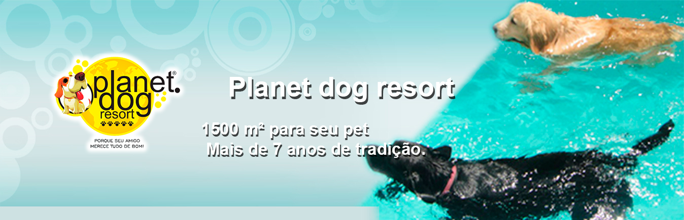 Planet Dog Resort - SPA