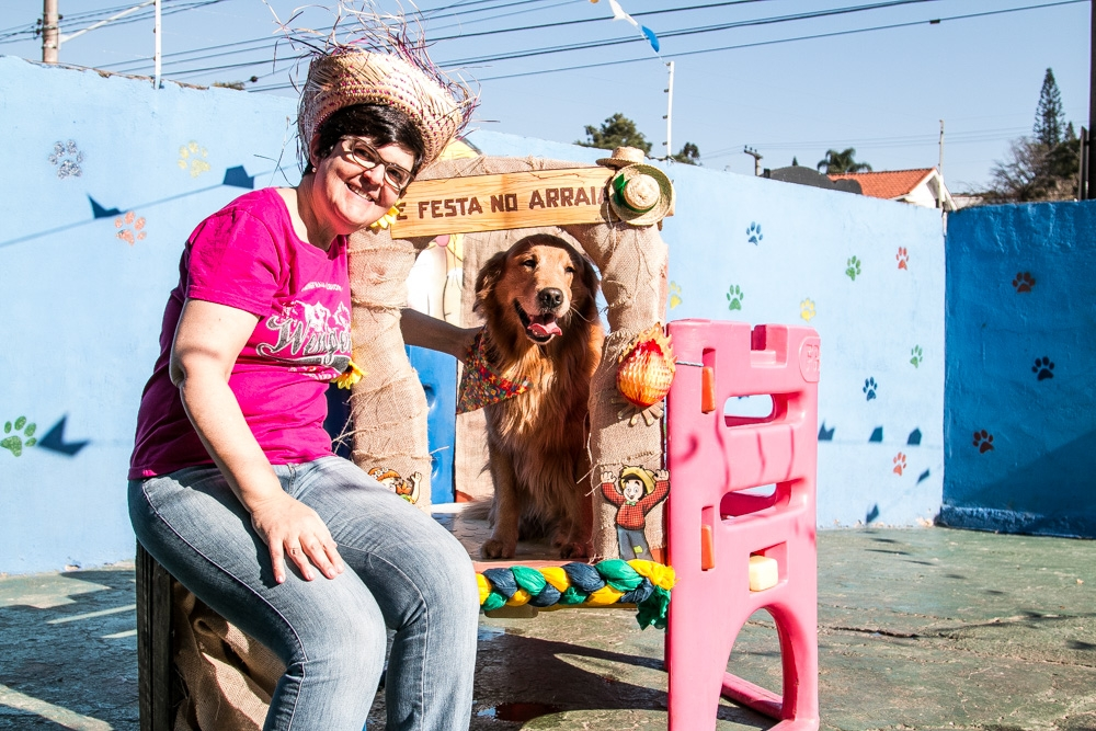Espaços com Day Care no Jardim Bonfiglioli - Day Care para Cachorro