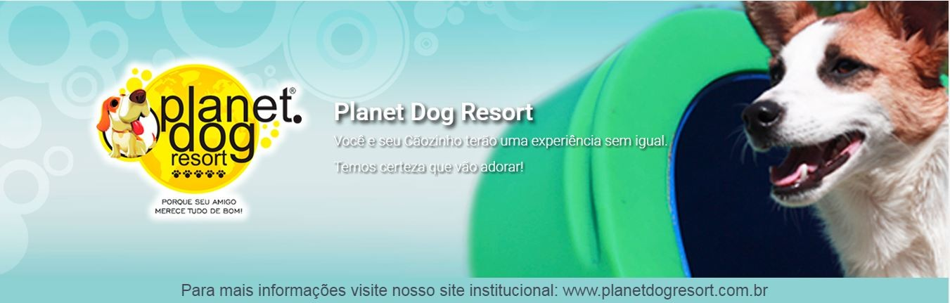 Planet Dog Resort - Creche para cachorro